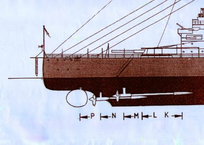 Cumberland cruiser stern diagram