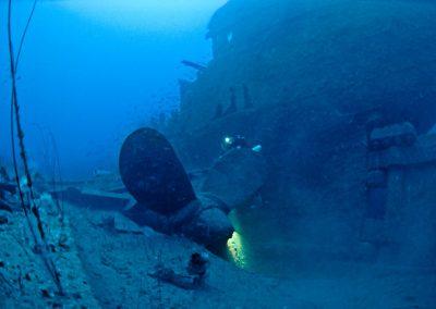 Cumberland Wreck